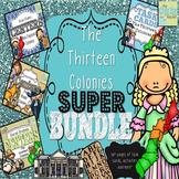 Thirteen Colonies SUPER Bundle