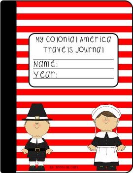 Thirteen Colonies Travelers Journal