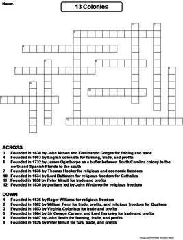 Blank 13 Colonies Map Worksheet | 5th Social Studies | Pinterest ...