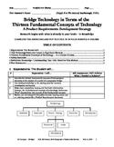 Thirteen Fundamental Concepts of Technology