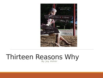 Thirteen Reasons Why - An Introductory Powerpoint