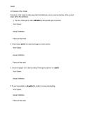 Thirteen Reasons Why Vocabulary Activity