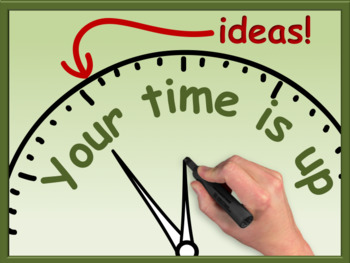 Thirty (30) minute Ideas Countdown Timer