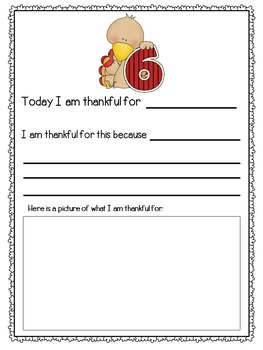 FREE:  Thirty Days of Thanks