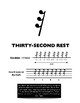 Thirty Second Note/Thirty Second Rest