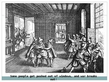 Thirty Years War PowerPoint