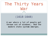 Thirty Years War PowerPoint