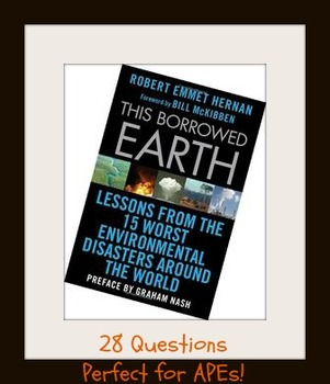 This Borrowed Earth Reading Comprehension Test