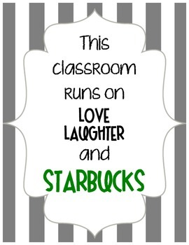 This Classroom Runs on Love, Laughter, and Starbucks