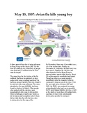 This Day in History - May 19: Avian Bird Flu kills a young boy (no prep/sub)