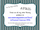 This Day in History QR Calendar-April