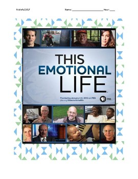 This Emotional Life: Rethinking Happiness Documentary/Film Guide with KEY