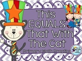 Using the Equal Sign - perfect for  Dr. Seuss week