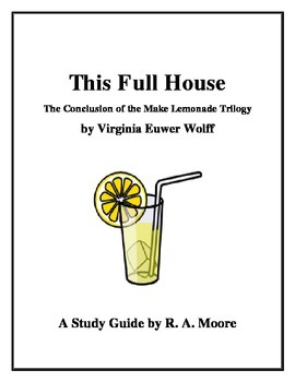 """""""This Full House"""" by Virginia Euwer Wolff: A Study Guide"""