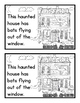 This Haunted House... Halloween Easy Reader and Fill In the Blank Template