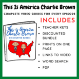 This Is America, Charlie Brown: Complete Guides for Every Episode (Bundle)