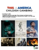 This Is America- Childish Gambino (Distance Learning)
