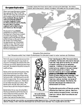 This Is Georgia - History, Part 1 - Georgia Studies GSE