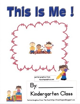 This Is Me Fall Class Book