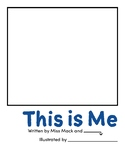 This Is Me - Sight Word Book 25 - this, is, me, and, my, mom, dad