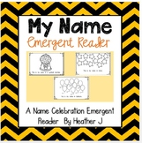 My Name Emergent Reader