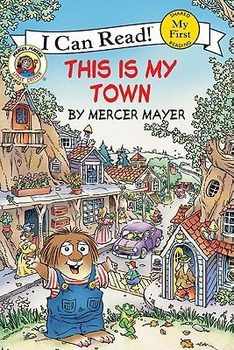 This Is My Town - Story Visuals [speech therapy and autism]