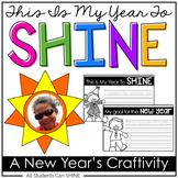 New Years 2017 Craftivity
