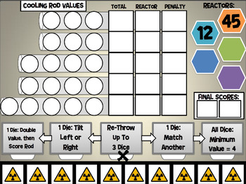 This Is Not A Drill! Mathematics Game