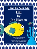 This Is Not My Hat Lapbook and Classroom Rules lesson