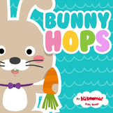 This Is The Way The Bunny Hops Music Video for Easter!