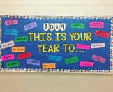 This Is Your Year To - Bulletin Board - New Year's