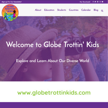 This Is the Way We Go to School - An Integrated Lesson Plan