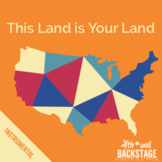 This Land is Your Land - Instrumental Track
