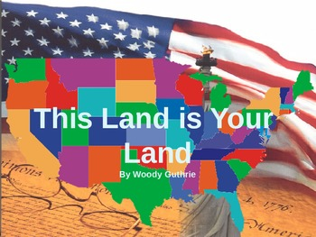 This Land is Your Land Sing-Along