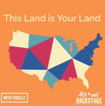 This Land is Your Land - Vocal Track