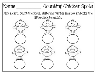 Spring Counting Center