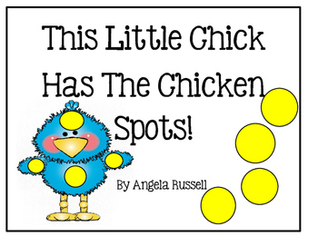 This Little Chick Has The Chicken Spots!