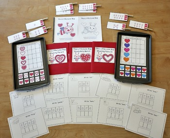 This Little Love Bug Adapted Books Unit