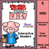 Adapted Books This Little Piggie