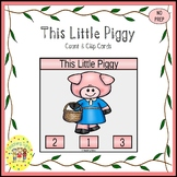 This Little Piggy Task Cards