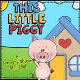 This Little Piggy Nursery Rhyme Set