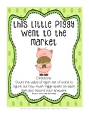 This Little Piggy Went to the Market - Counting the Value
