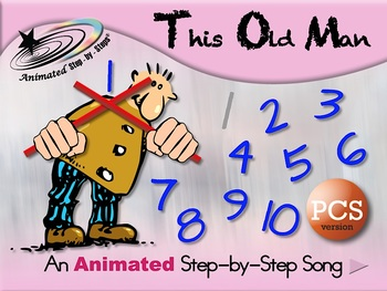 This Old Man - Animated Step-by-Step Song - PCS