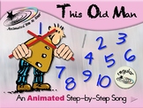 This Old Man - Animated Step-by-Step Song - Regular