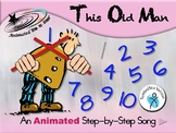 This Old Man - Animated Step-by-Step Song - SymbolStix