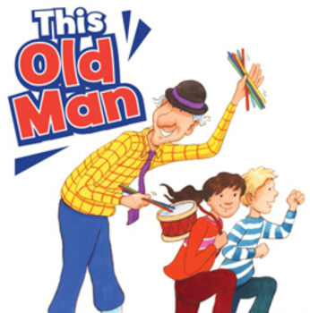 This Old Man Read-Along eBook & Audio Track