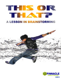 4 This Or That: Brainstorming/Negotiation Skills. Cool Peo