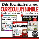 This Reading Mama Curriculum Bundle