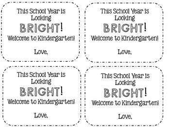 This School Year Is Looking Bright!