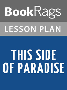 This Side of Paradise Lesson Plans